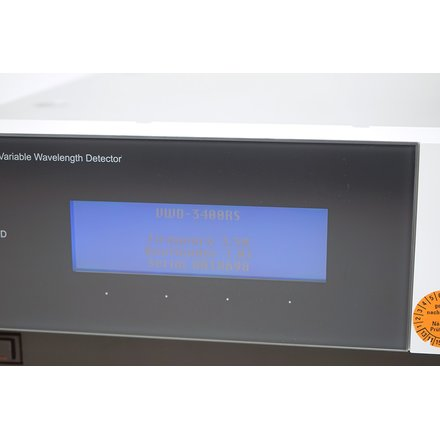 Dionex UltiMate 3000 RS VWD-3400RS Rapid Separation Variable Wavelength Detector