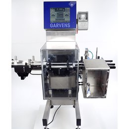 Garvens/Mettler S2 Inline Checkweigher Reject Device...