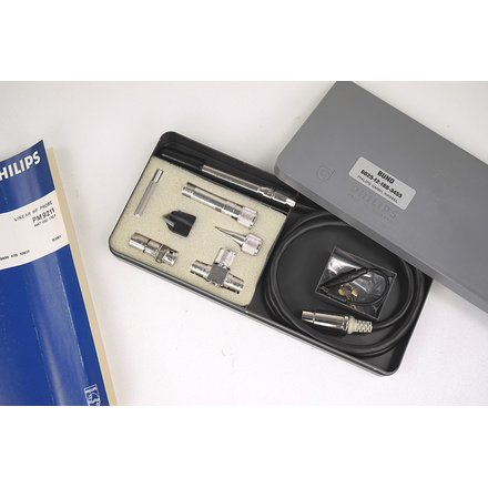 Philips PM 9211 linear HF Probe 2 mV - 2 V 3dB 100 kHz - 1 GHz PM 2421 PM 2527