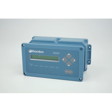 Mettler Thornton 200CR Two-Channel Conductivity Resistivity Measurement System