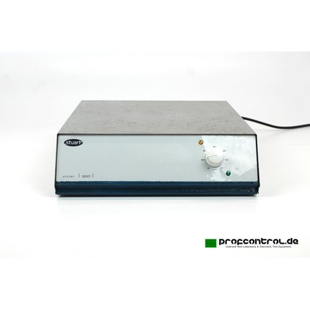 Stuart SB301 Horizontal Analog Magnetic Stirrer 600 rpm Stainless Steel