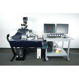 Leica DMi6000B CS TCS SP5 Inverted Confocal Microscope...