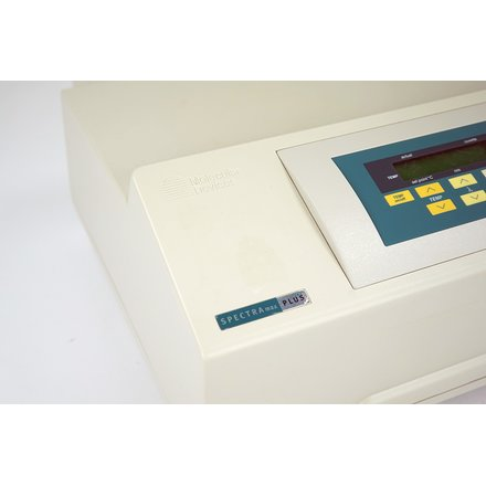 Molecular Devices SpectraMax Plus 384 Microplate Reader + SoftMax Pro 5 Software