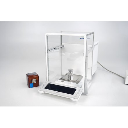Mettler Toledo AT400 Analytical Balance Analysewaage 405g 0.1mg FACT 1115500786