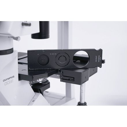 Olympus CKX41 Inverted Cell Culture Microscope + CC-12 Cam + analySIS Software
