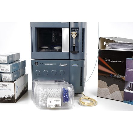 Waters Acquity UPLC HPLC System Binary Solvent / Column Manager BSM SM PDA DAD