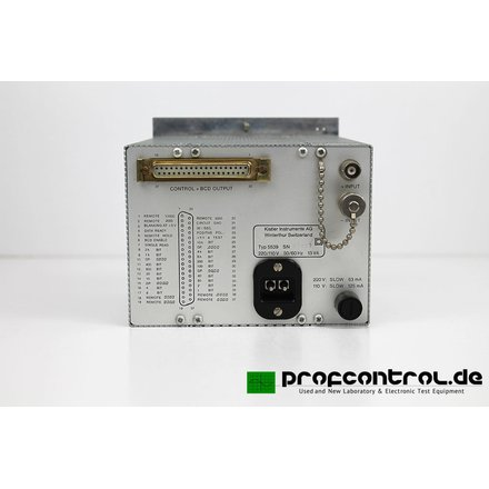 KISTLER / KIAG  Type 5539 DIGITAL INDICATOR 4 Digits