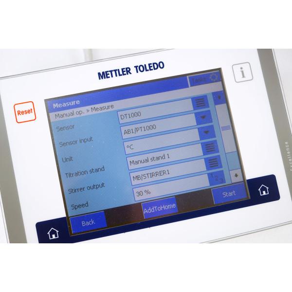 Mettler Toledo Excellence Titrator T50 51109020 + DGi115-SC