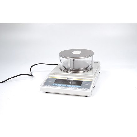 Sartorius LP620P-OCE /M 620g 0,001g Precision Balance Scale w/ Glass Ring Waage