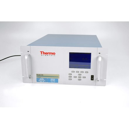 Thermo Scientific 49i O3 Ozone Analyzer 49I-B2NAB dual-cell UV photometric