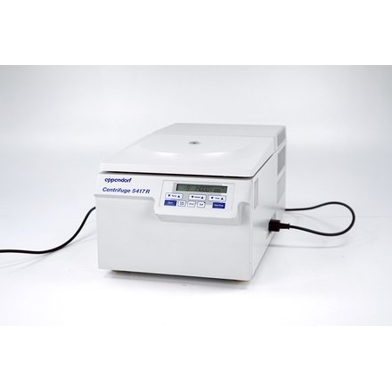 Eppendorf 5417R Refrigerated Centrifuge Rotor 45-30-11 30 x3,75 g 30 x1.5/2.0 ml