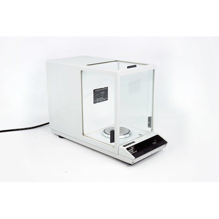 Mettler AE260 S 205g 0.1mg Analysenwaage Analytical Balance 012 Data Interface