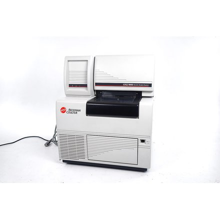 Beckman Coulter CEQ8000 Genetic Analyser System