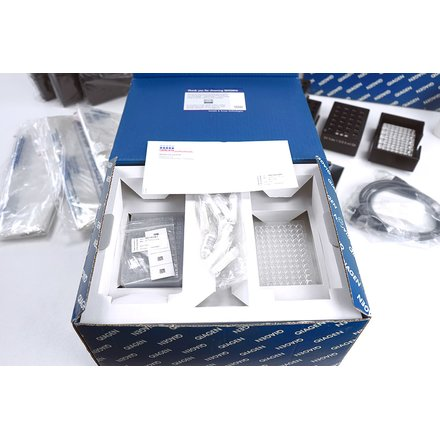 QIAGEN QIAsymphony SP Automated Sample Preparation Prep DNA RNA for qPCR