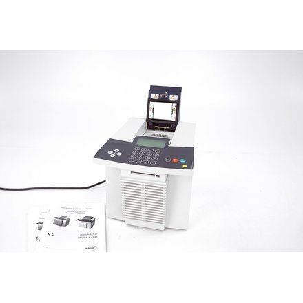 Peqlab Hain Primus 25 Thermocycler PCR w/ Universal Block 25-Well 25x0.2ml tubes
