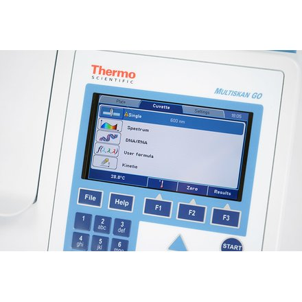 Thermo Multiskan Go 1510 Microplate Xenon UV/VIS Spectrophotometer