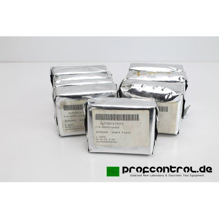 7 Units HP Band Switch 08555-60050 Original Spare Part NSN 6625007672441 NEW-OP