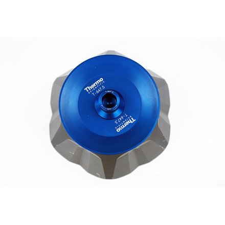 Thermo T-647.5 Fixed Angle Rotor Festwinkelrotor 47,500rpm 6 x 100mL Titanium