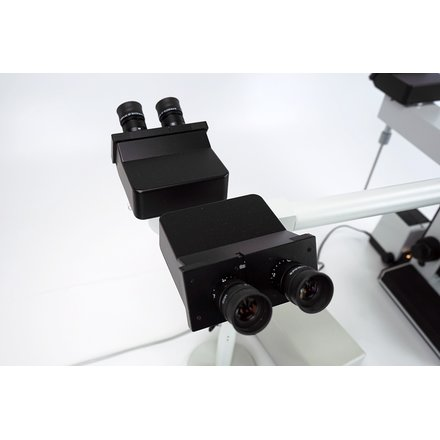 Leica Laborlux S 6 Place Discussion Microscope Diskussionsmikroskop