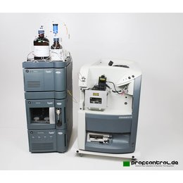 Waters Quattro Premier XE LC/MS/MS + Acquity UPLC System...