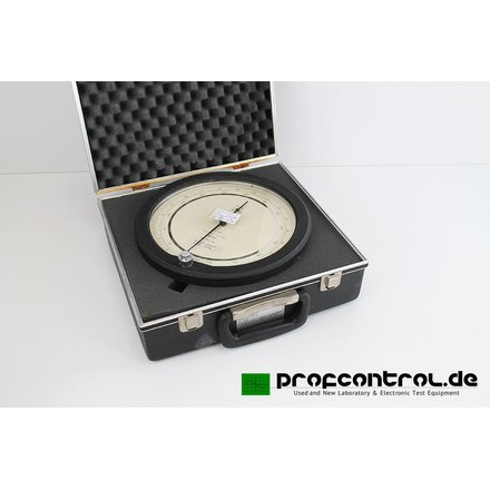 HEISE MODEL CM Prec. Dial Pressure Gauge 0-40 bar 0-580 psi Accuracy: 0.1% F.S.