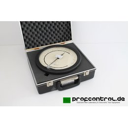 HEISE MODEL CM Prec. Dial Pressure Gauge 0-40 bar 0-580...