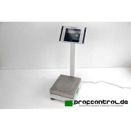 Mettler Toledo XP2001S Excellence Plus proFACT Scale Waage 2100g 0,1g Terminal