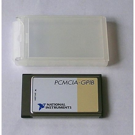 NATIONAL INSTRUMENTS NI-488.2M PCMCIA-GPIB Card +Cable+Software+Manuals complete