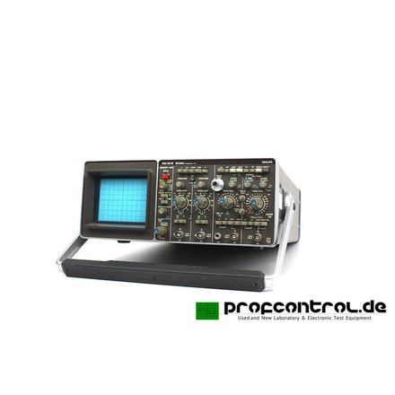 PHILIPS PM3219  50MHz Storage Oscilloscope Dual-Channel Dual-Time-Base