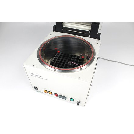 Hettlab IR Dancer Infra-Red Vortex-Evaporator Vakuumverdampfer 120°C 800rpm