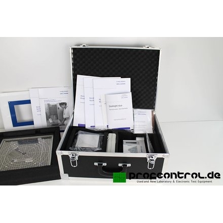 SCANDITRONIX WELLHÖFER ROLAND II X-Ray-Test-Set Constancy X-Ray-Unit/ Film-Proc.