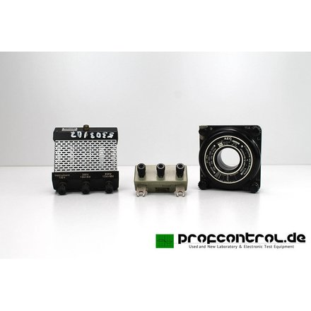 AEG Current Transformers and Shunts Set of 3 pcs