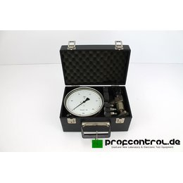 WIKA Feinmessmanometer High Precision Gauge 0-2,5bar Res....