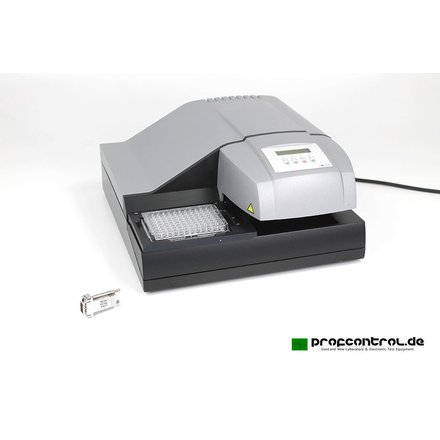 Tecan Microplate Power Washer PW 384 96 Well Cell-based and ELISA Mikroplatten