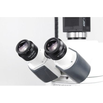 Zeiss Axio Imager M2 fully motorized Microscope Scanning Stage 3CCD Cam