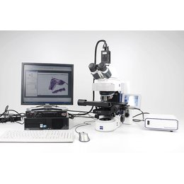 Zeiss Axio Imager M2 fully motorized Microscope Scanning...