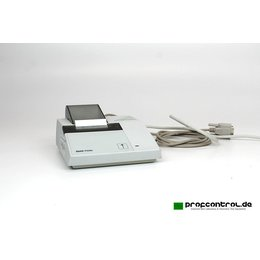Mettler Toledo GA42 Printer Drucker Full GLP GxP GMP...