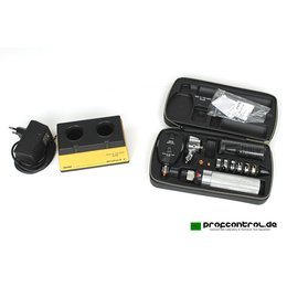 HEINE BETA 200 / BETA 100 Ophtalmoscope / Otoscope compl...