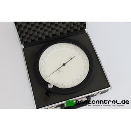 HEISE MODEL CM Prec. Dial Pressure Gauge 0-1.6 bar 0-24...