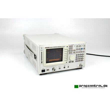 Advantest R3361C Spectrum Analyzer 9kHz-2,6 (2.8) GHz with SW for EMI PAK XL-SW