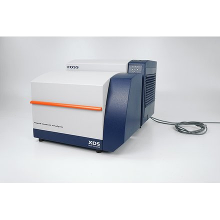 FOSS XDS MasterLab Rapid Content Analyzer NIR Spectrometer + Software Vision