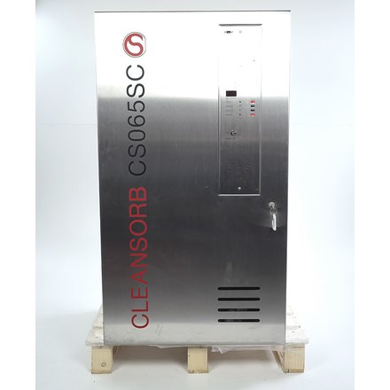 CS Clean Systems CS065SC Scrubber CleanSorb Dry Bed Absorber Abatement System
